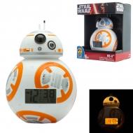 Star Wars - Horloge Réveil BB-8 19cm