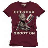 Les Gardiens de la Galaxie 2 - T-Shirt Get Your Groot On