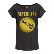 Peter Pan - T-Shirt femme Neverland