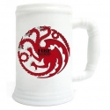 Game of Thrones - Chope en céramique Targaryen