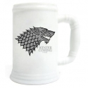 Game of Thrones - Chope en céramique Stark Winter is Coming