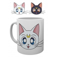 Sailor Moon - Mug Luna & Artemis