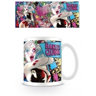 Batman - Mug Harley Quinn Neon