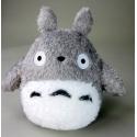 Studio Ghibli - Peluche Fluffy Big Totoro 22 cm