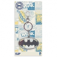 DC Universe - Porte clef métal Batman Logo