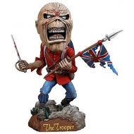 Iron Maiden - Figurine Head Knocker Eddie The Trooper 18 cm