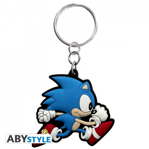 Sonic - Porte-clés Sonic run