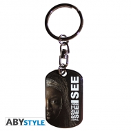 The Walking Dead - Porte-clés Michonne