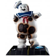 S.O.S Fantomes - Statuette Stay Puft Burnt Variant 46 cm