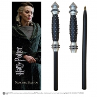 Harry Potter - Set stylo à bille et marque-page Narcissa