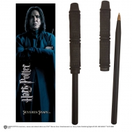 Harry Potter - Set stylo à bille et marque-page Snape