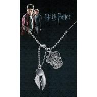Harry Potter - Pendentif Dog Tag Gryffondor