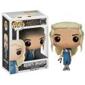 Game of Thrones - Figurine POP! Daenerys in Blue Gown 10 cm