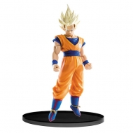 Dragon Ball Super - Figurine SCultures Big Budoukai Super Saiyan 2 Goku 17 cm