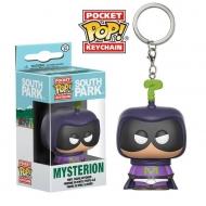 South Park - Porte-clés pocket POP! Mysterion 4 cm