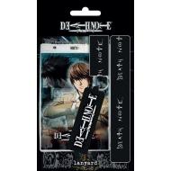 Death Note - Dragonne avec porte-clés caoutchouc