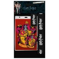 Harry Potter - Dragonne avec porte-clés caoutchouc Gryffindor