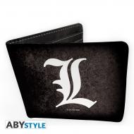 Death Note - Portefeuille L symbole