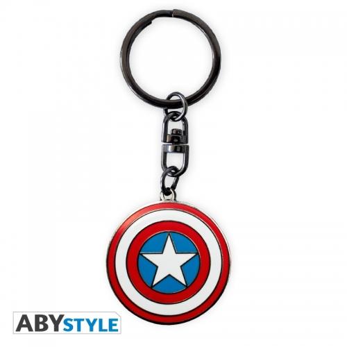 Marvel - Porte-clés Captain America