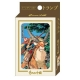 Studio Ghibli - Jeu de cartes à jouer Princesse Mononoké