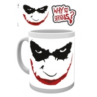 Batman - Dark Knight mug Why So Serious