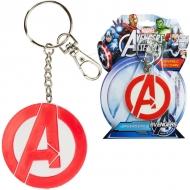 Marvel - Porte-clef Souple Logo Avengers 6cm