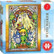 The Legend of Zelda Wind Waker - Puzzle Ver. 2