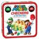 Super Mario - Jeu de dames Collector's Game