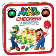 Super Mario - Jeu de dames Collector's Game