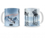 Star Wars - Mug en céramique Battle of Hoth