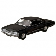 Supernatural - Réplique métal 1/64  Chevrolet Impala Sedan 1967