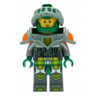 Lego - Réveil Nexo Knights Aaron