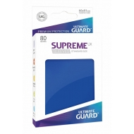 Ultimate Guard - 80 pochettes Supreme UX Sleeves taille standard Bleu