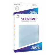 Ultimate Guard - 60 pochettes Supreme UX Sleeves format japonais Transparent