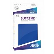 Ultimate Guard - 60 pochettes Supreme UX Sleeves format japonais Bleu