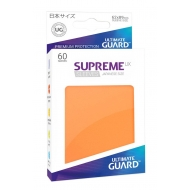 Ultimate Guard - 60 pochettes Supreme UX Sleeves format japonais Orange