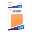 Ultimate Guard - 60 pochettes Supreme UX Sleeves format japonais Orange