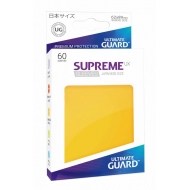 Ultimate Guard - 60 pochettes Supreme UX Sleeves format japonais Jaune