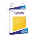 Ultimate Guard - 60 pochettes Supreme UX Sleeves format japonais Jaune Mat