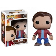Supernatural - Figurine POP! Sam 10 cm