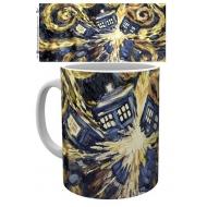 Doctor Who - Mug Exploding Tardis