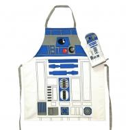 Star Wars - Set Tablier + Gant de Cuisine R2D2