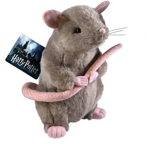 Harry Potter - Peluche Scabbers 23 cm