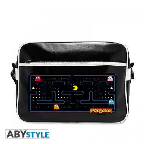 Pac Man - Sac Besace Labyrinthe