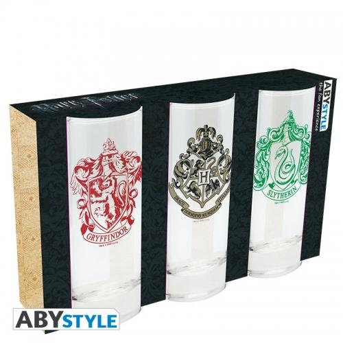 Harry Potter - Set de 3 verres