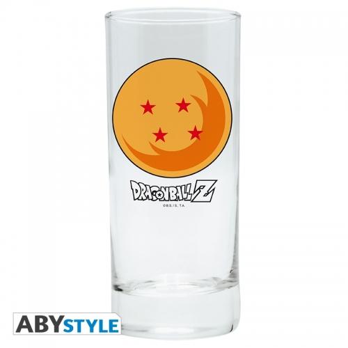 Dragon Ball - Verre DBZ Boule de cristal