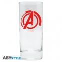 Avenger - Verre Logo Avenger