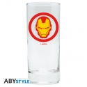 Marvel - Verre Iron Man