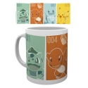 Pokemon - Mug Kanto Starters