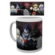 Death Note - Mug Characters